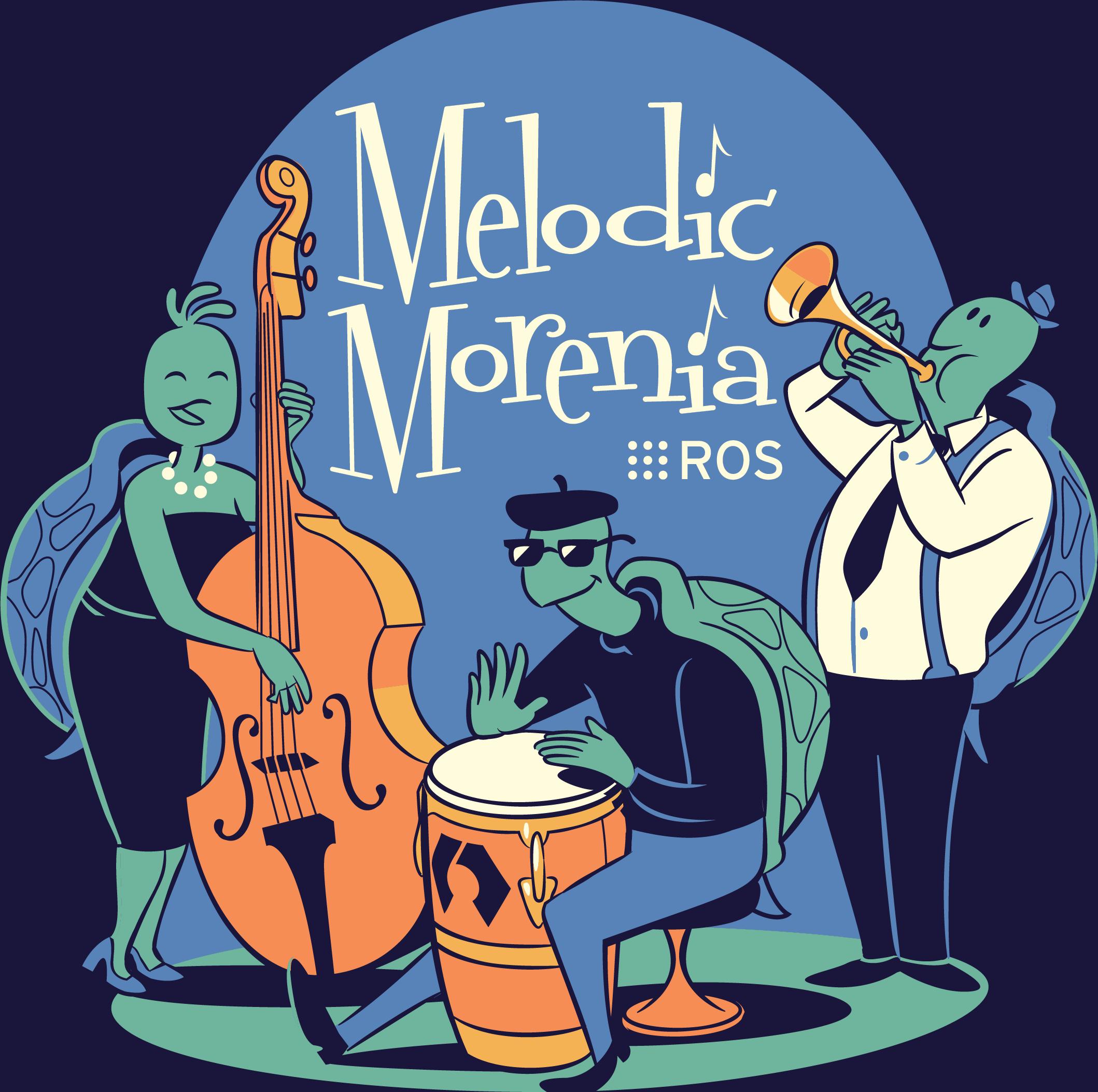 Melodic Morenia