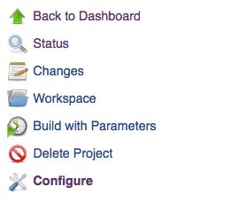 parameterized build