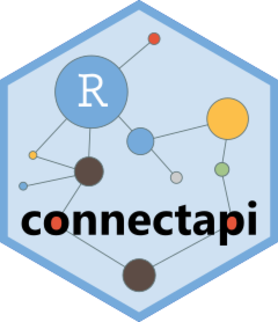 Logo for connectapi