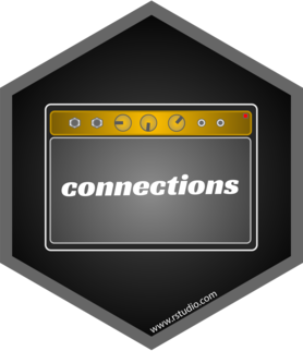 Logo for connections
