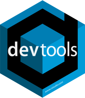 Logo for devtools