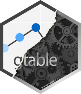 Logo for gtable