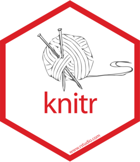 Logo for knitr