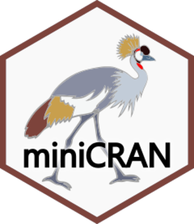 Logo for miniCRAN