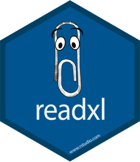 Logo for readxl