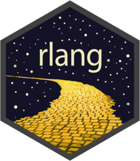 Logo for rlang