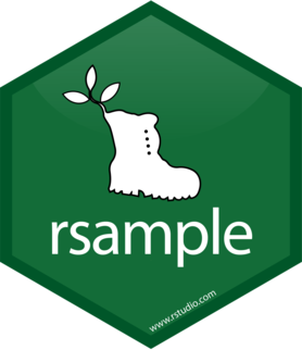 Logo for rsample