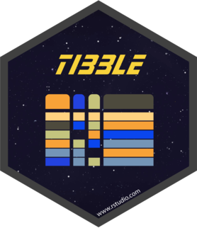 Logo for tibble