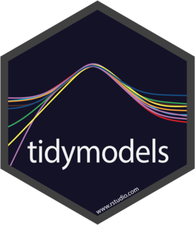 Logo for tidymodels