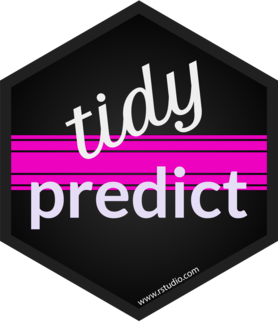 Logo for tidypredict