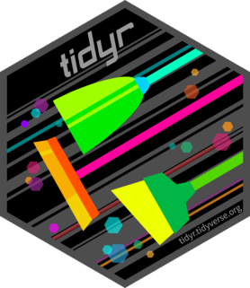 Logo for tidyr