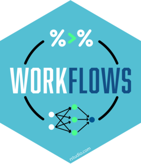 Logo for workflows
