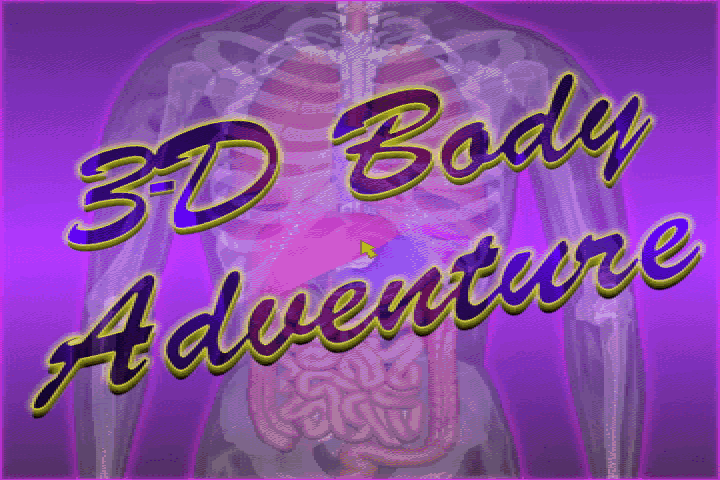 3D Body Adventure