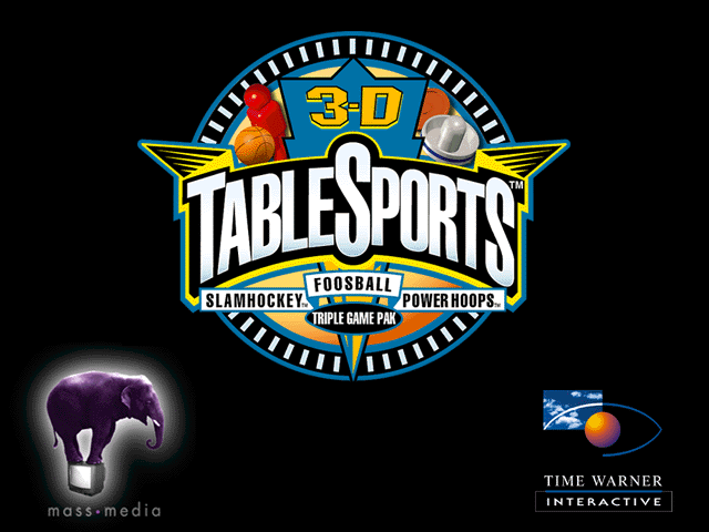 3D TableSports