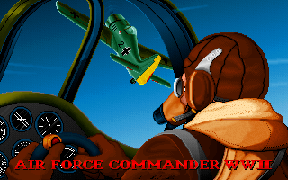 Air Force Commander WW2