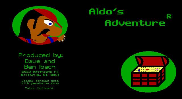 Aldo's Adventure