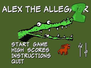 Alex the Allegator 2