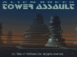 Alien Breed - Tower Assault
