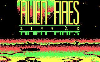 Alien Fires