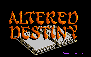 Altered Destiny