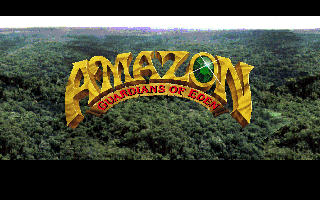 Amazon - Guardians of Eden