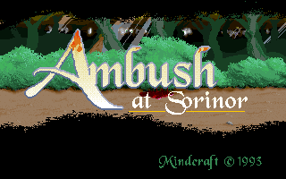 Ambush at Sorinor