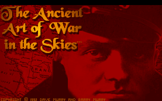Ancient Art of War in the Skies