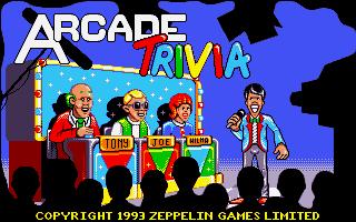 Arcade Trivia