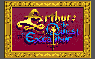 Arthur - The Quest for Excalibur
