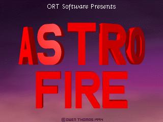 Astro Fire