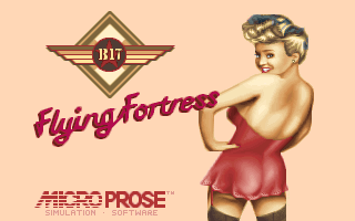 B17 - Flying Fortress