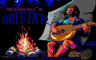 Bard's Tale 3 - Thief of Fate