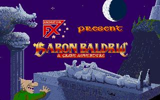 Baron Baldric - A Grave Adventure