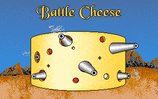 Battle Cheese