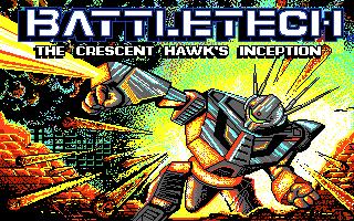 Battletech - The Crescent Hawks Inception