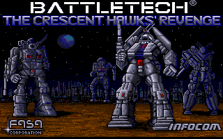 Battletech - The Crescent Hawks Revenge
