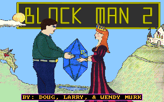 Block-Man 2