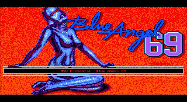 Blue Angel 69