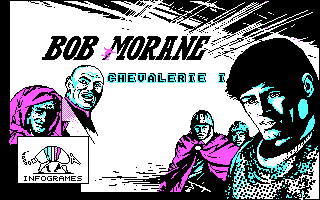 Bob Morane - Chevalerie 1