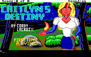 Caitlyn's Destiny