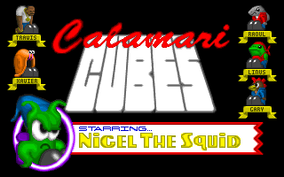 Calamari Cubes