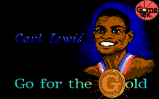Carl Lewis' Go for the Gold