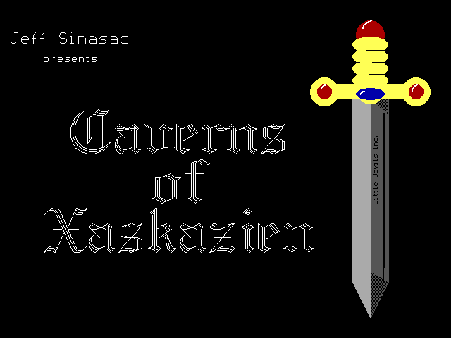 Caverns of Xaskazien
