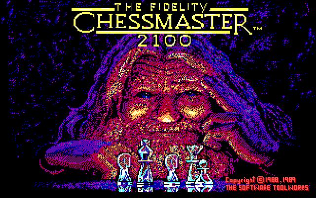 Chessmaster 2100