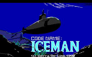Code Name - Iceman