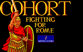 Cohort - Fighting for Rome