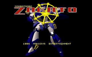 Combatrobo Zakato
