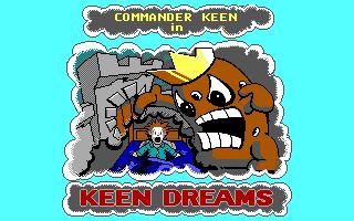 Commander Keen - Keen Dreams