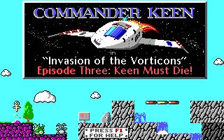 Commander Keen 3 - Keen Must Die!