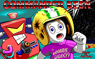 Commander Keen 5 - The Armageddon Machine